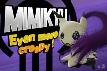 Mimikyu for MK8