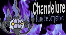 Chandelure for MK8