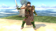 Dark Forest Ike Import