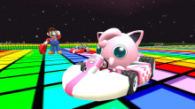 Jigglypuff the Pink Driver