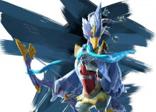 Revali model import over Pit