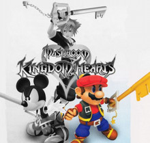 "That ""Mushroom Kingdom Hearts"" costume from April Fools Day '07"