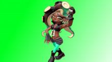 Marina (Splatoon 2) over Peach/Zelda