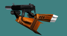 HL1 LD Weapons with HL2 Arms