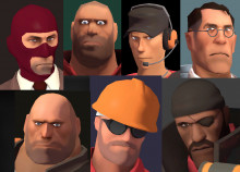 TF2 Beta Heads