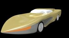 GRX (Speed Racer) for MK8