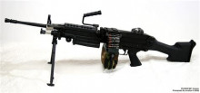 M249 SAW for bunkergun