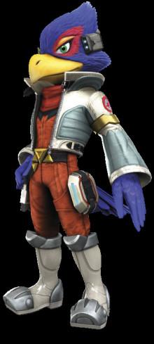 Star Fox Zero Falco