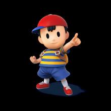 Ness Over Mario