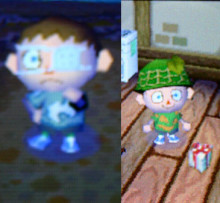 Billy (from The Terrible Secret of Animal Crossing)