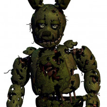 Springtrap Player Model (Fnaf3) for HL