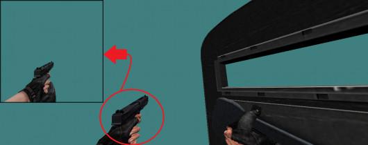 Hi-Res CZ Glock 18C on CZ Shield
