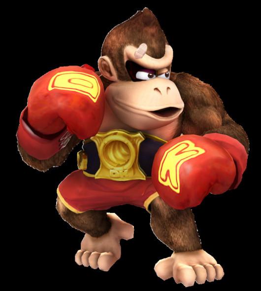 Boxer Donkey Kong