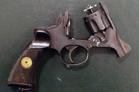 Break Action Revolvers