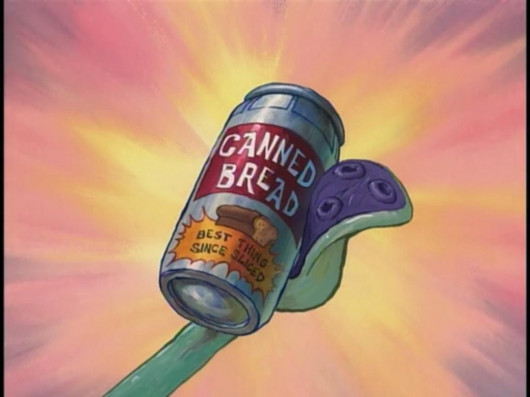 Canned bread Crit-a-Cola/Bonk!