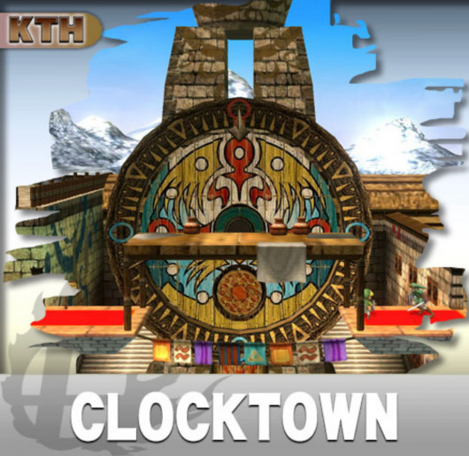 Clock Town Stage Fix