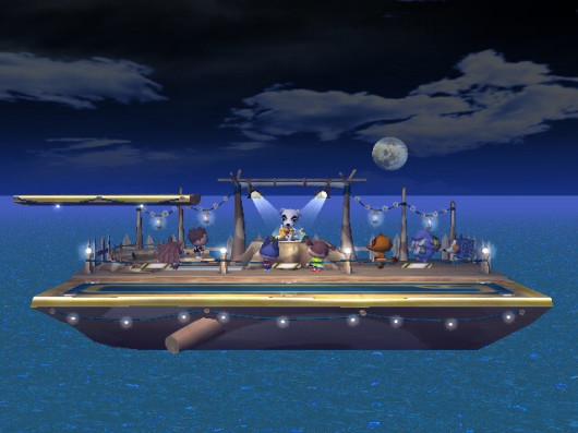 Oceanville for Smashville (Omega optional)