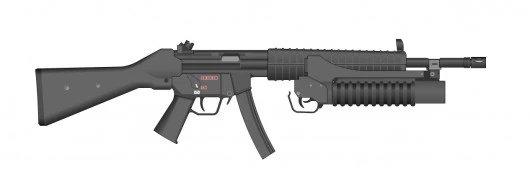 MP5AR Sketch