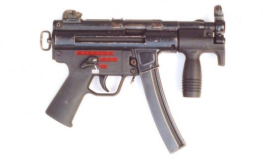 MP5 Fire Selector Fix