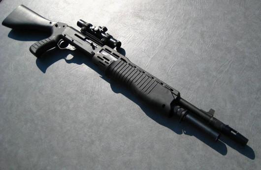 Scoped SPAS-12