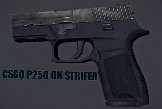 CSGO P250 ON STRIFER