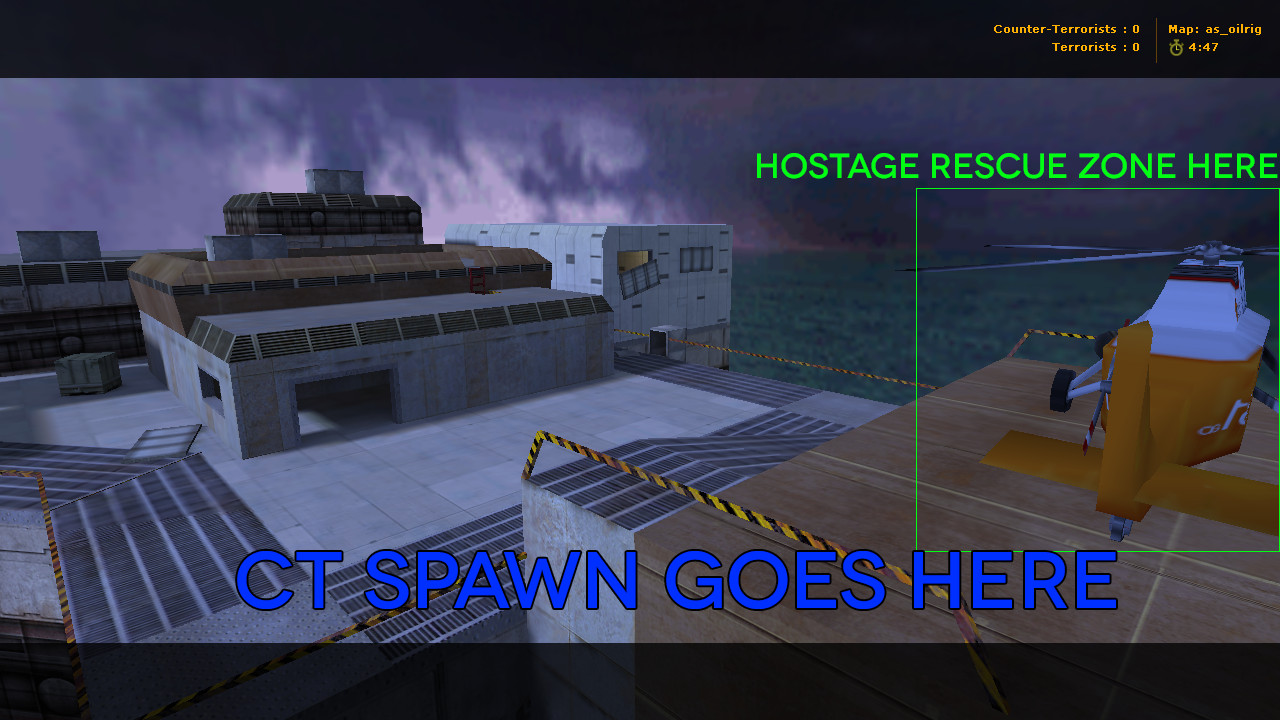 how to make counter strike maps
