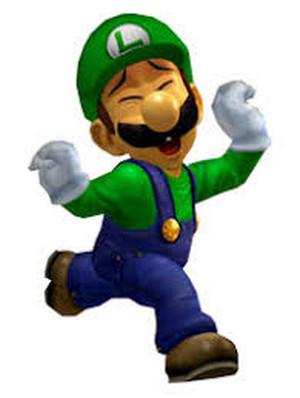 Melee Luigi