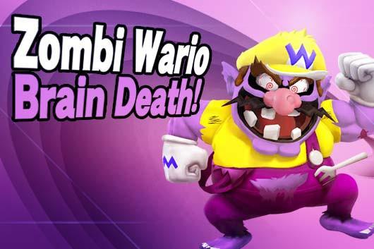 Zombie Wario Facelift