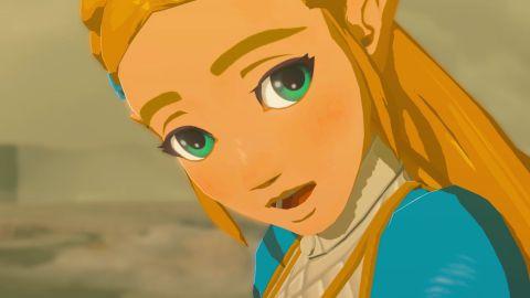 BotW Princess Zelda