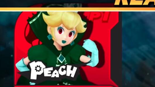 Green Shadow Queen Peach