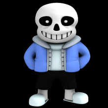 Sans Alternate colors and new model preview