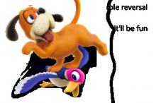 Duck Hunt Role Reversal preview