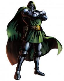 Dr. Doom preview