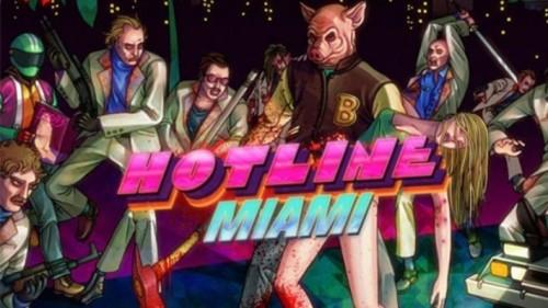Hotline Miami Review screenshot #1