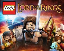 Lego Lord of the Rings Review preview