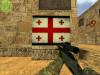 Georgian Flag Spray