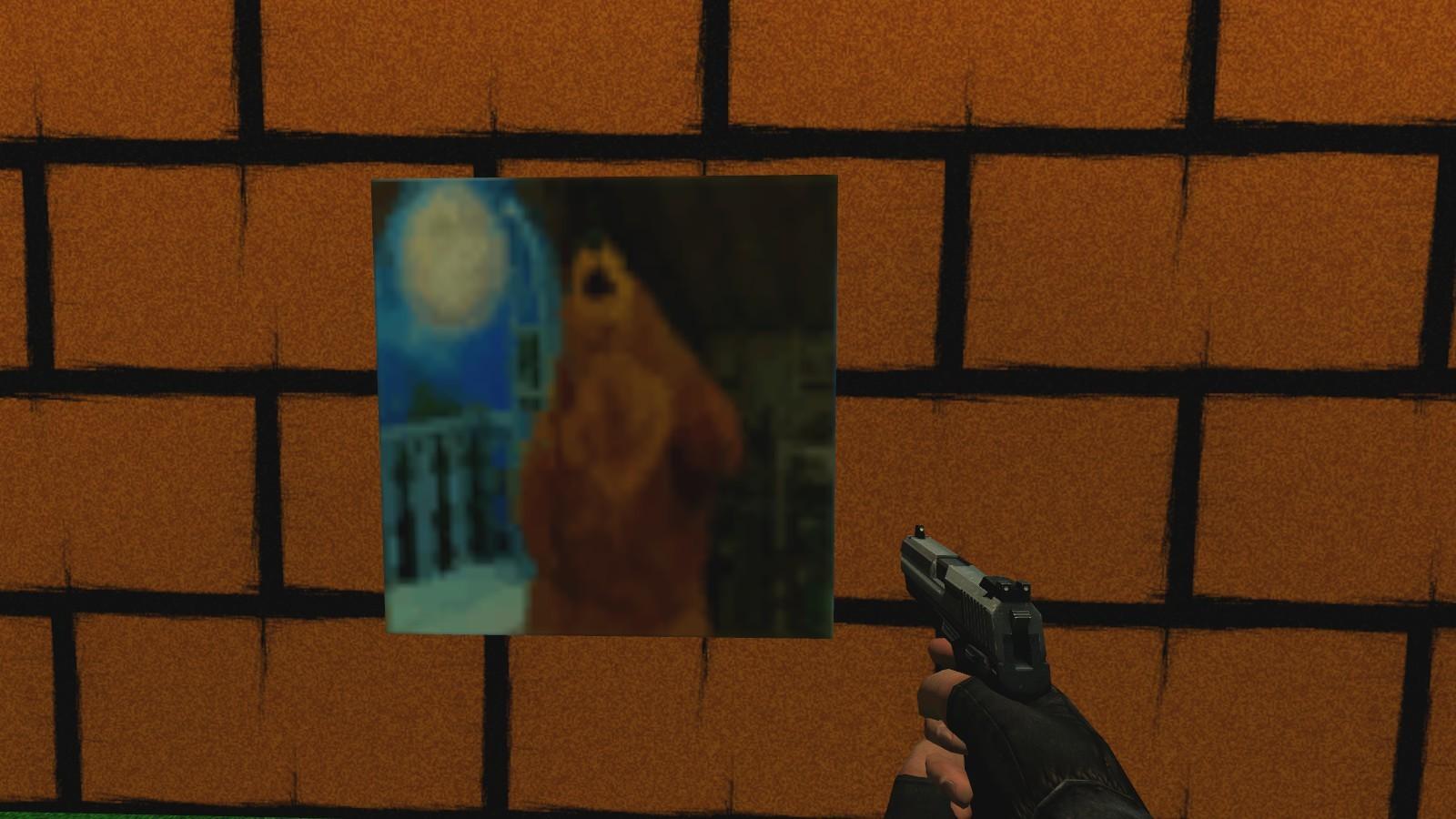 bear in the big blue house counter strike source u003e sprays u003e tv