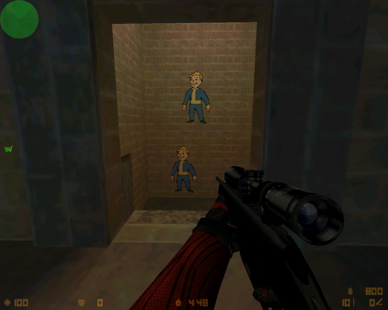 Fallout  Spray N Pray Build