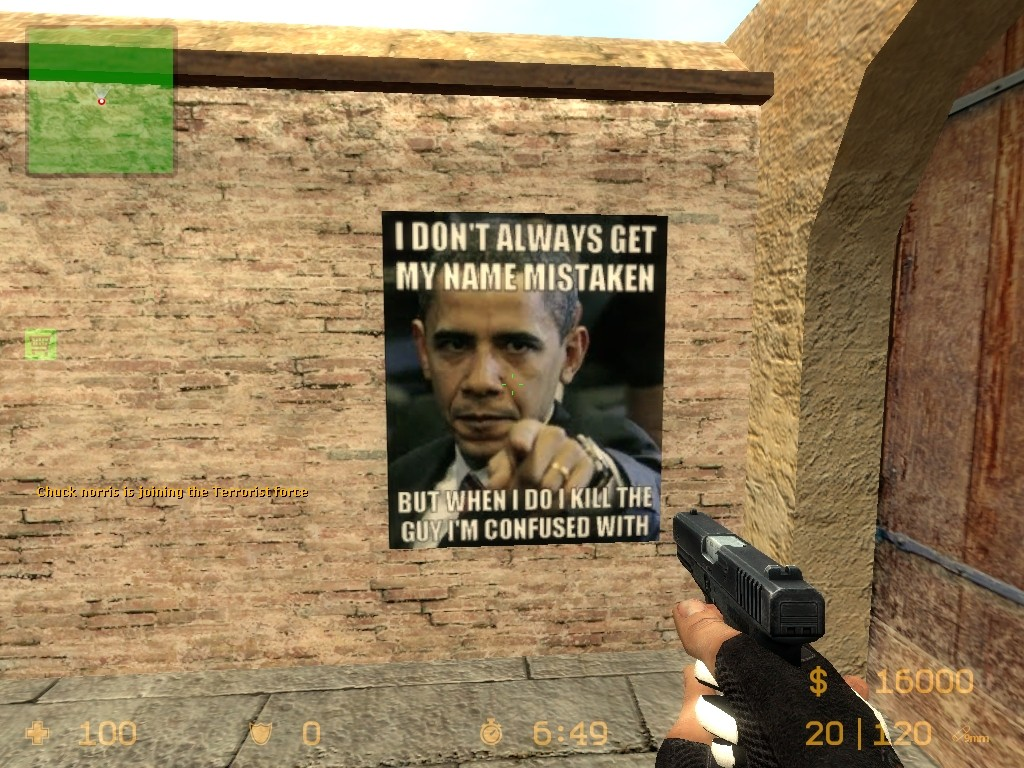 pin counter strike meme - photo #45