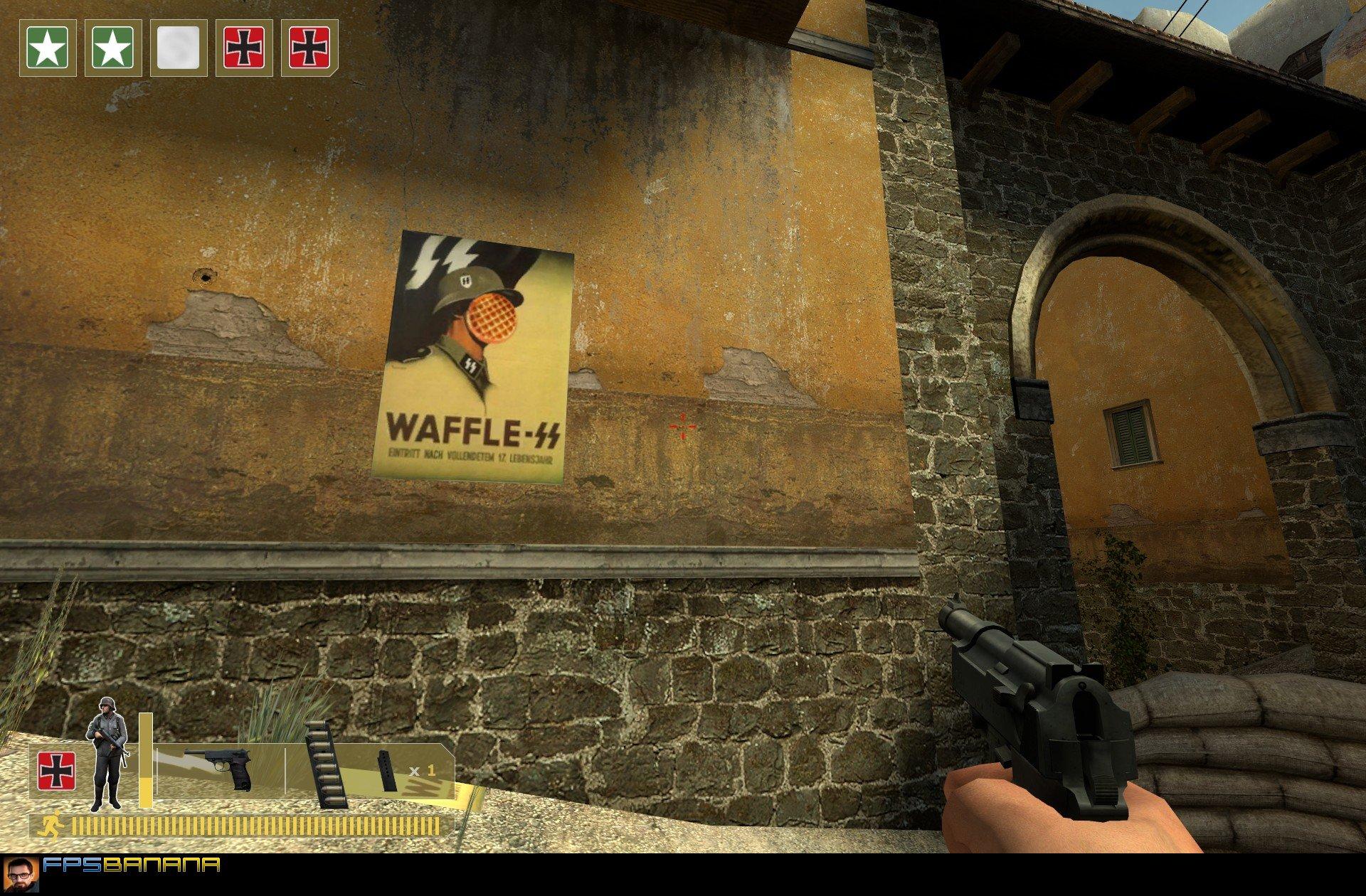 Waffle SS Spray [Day of Defeat: Source] [Sprays]