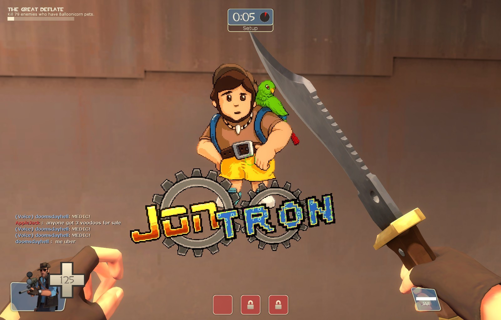 JonTron Animated Logo Spray [Team Fortress 2] [Sprays]