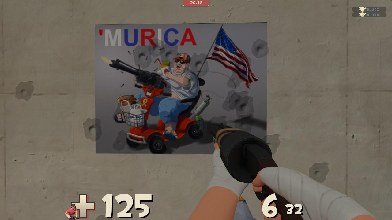 'MURICA Spray! Spray screenshot #3