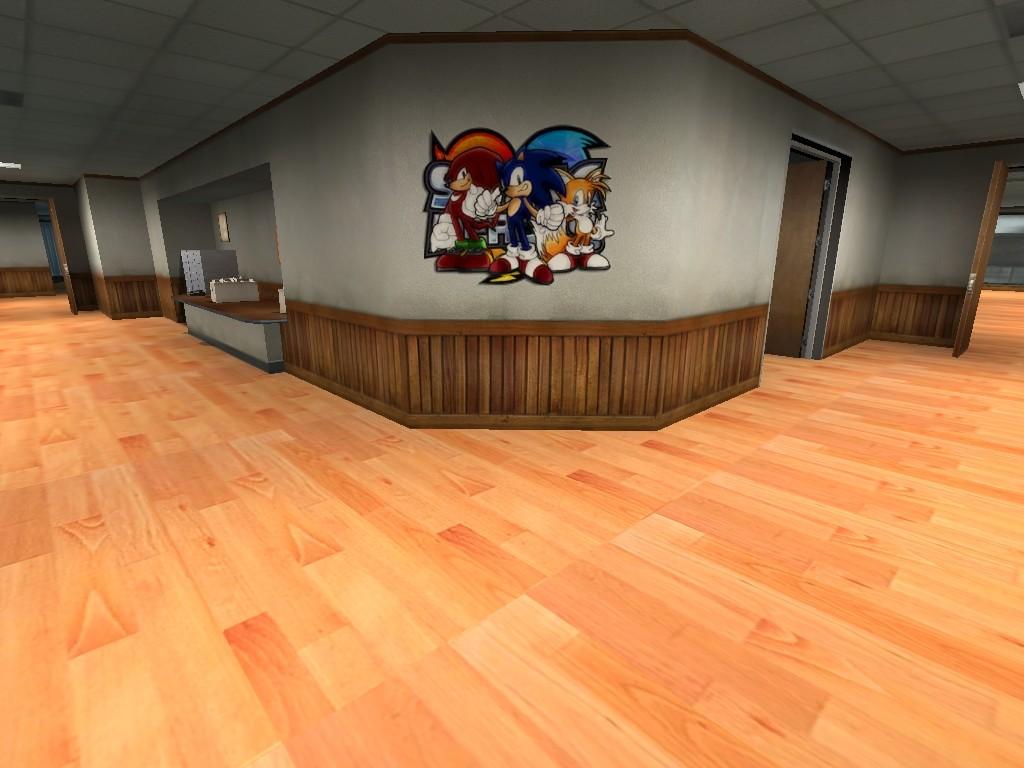Sonic: Sonic Heroes | GameBanana Sprays