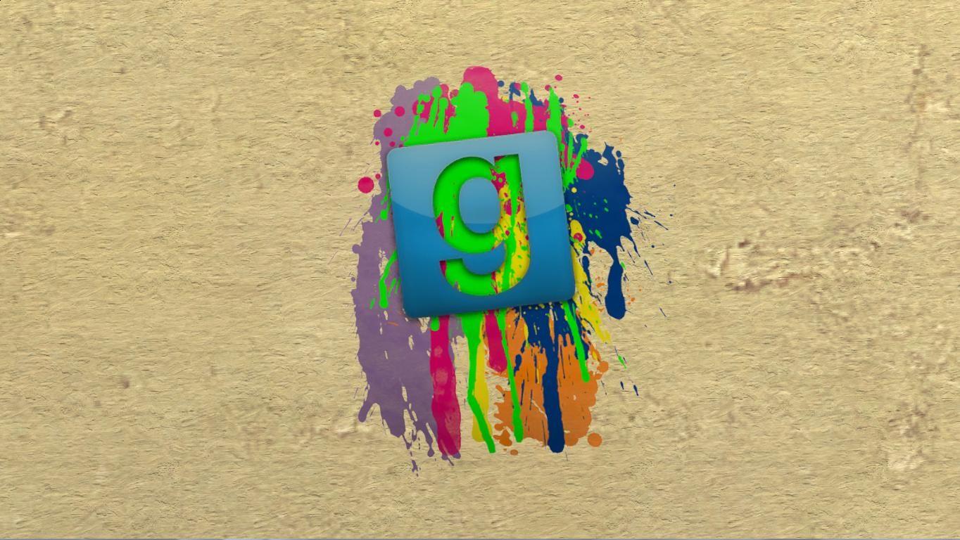Gmod Spray Paint Can