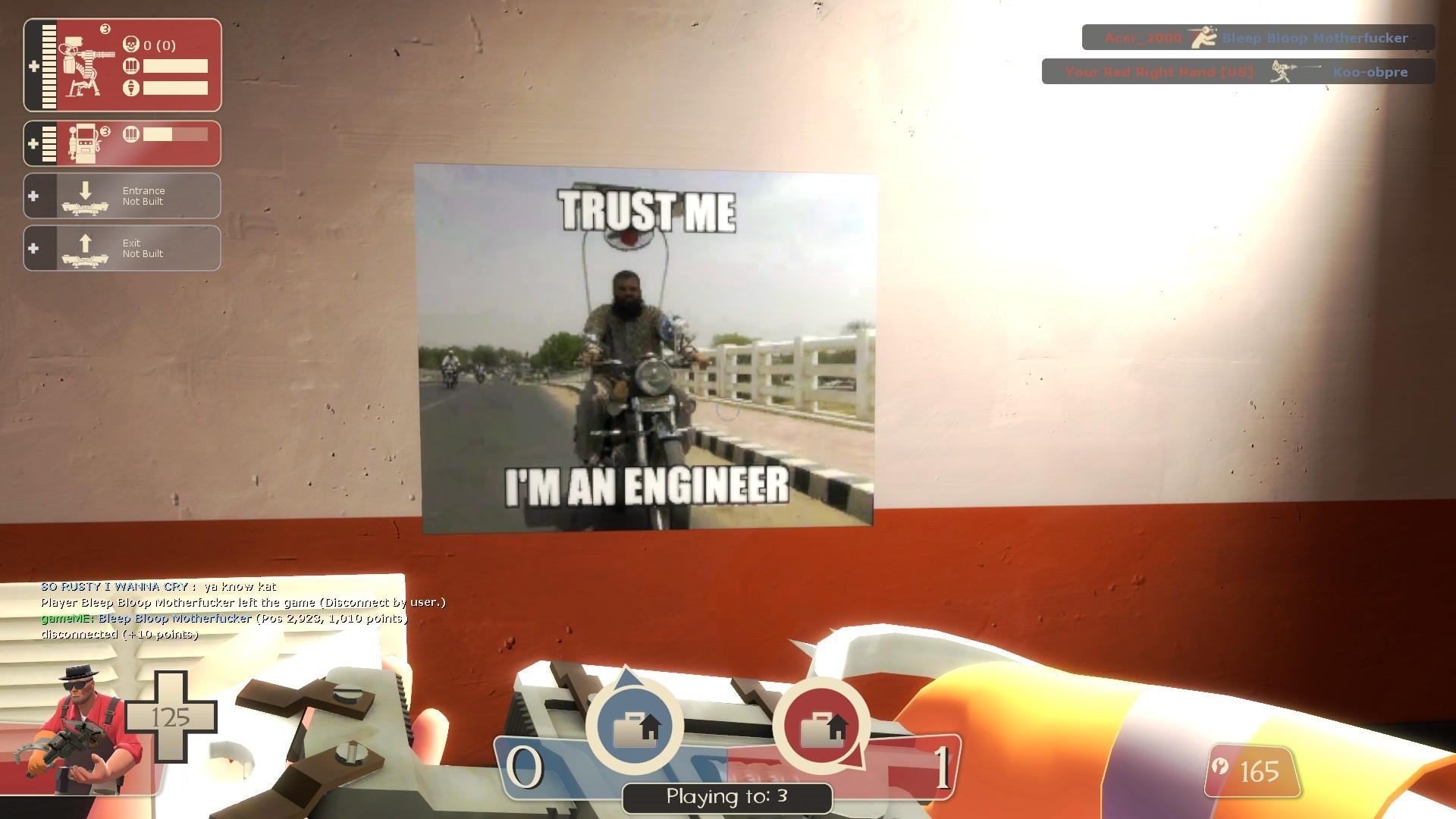 trust me im am engineer d team fortress 2 sprays