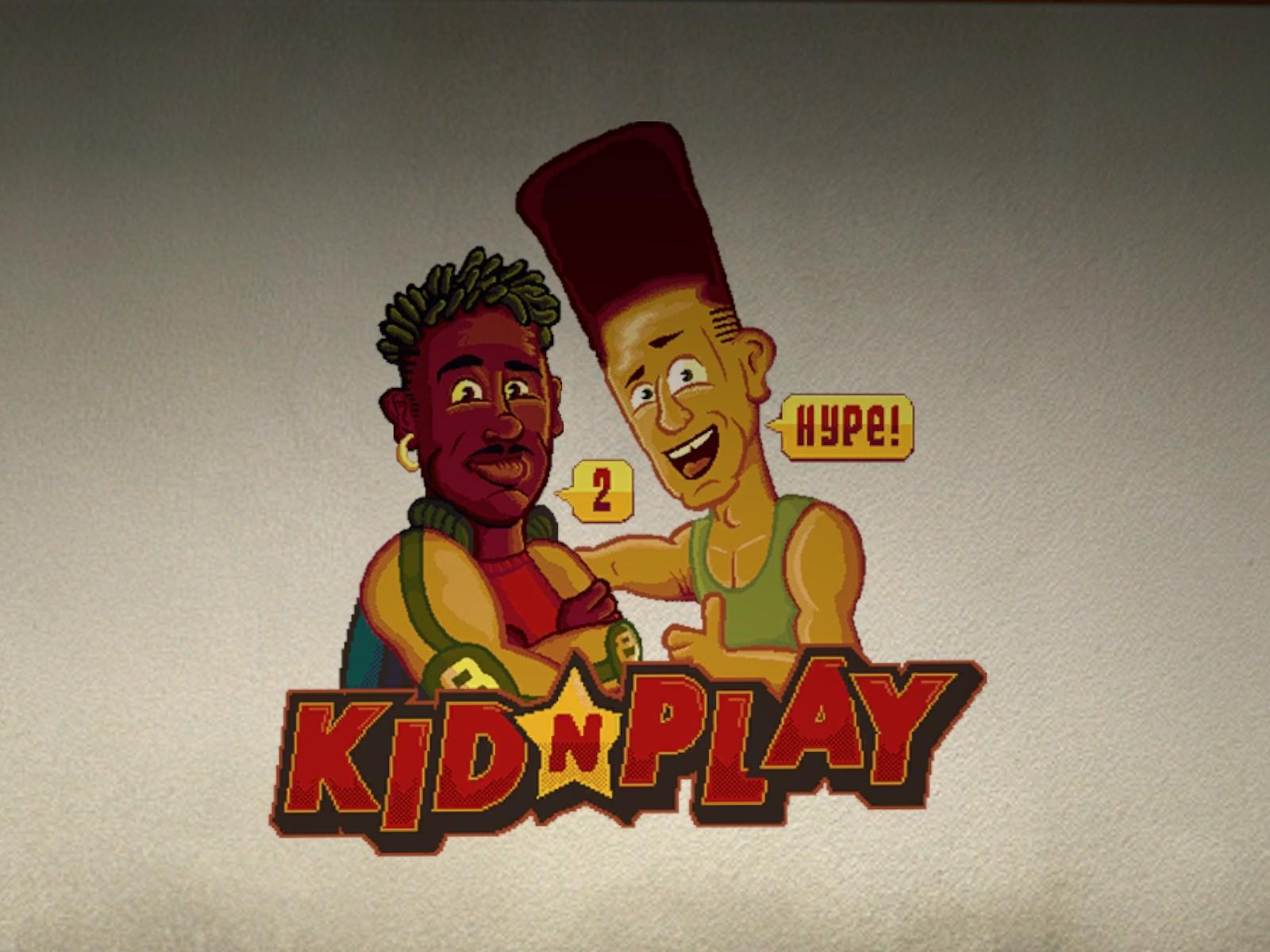 8 Bit Kid N Play Counter Strike Source Sprays