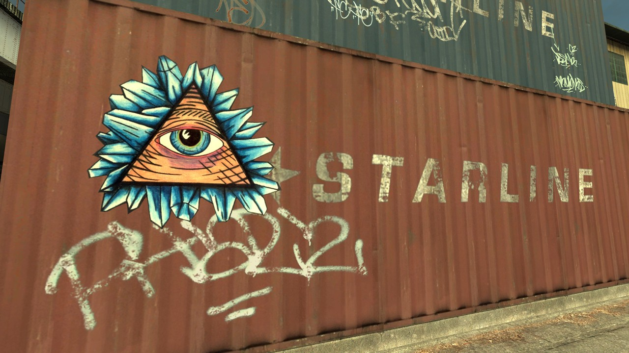 Crystal Illuminati (Counter-Strike: Source > Sprays ...