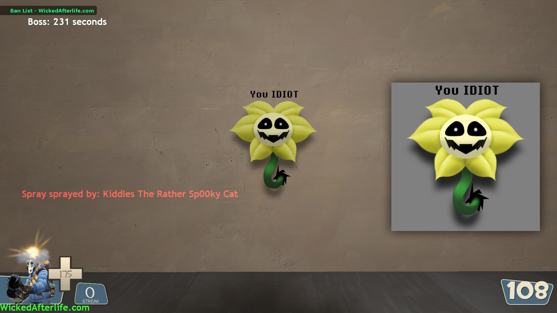 Animated Pictures That Move Flowey The Evil (Dista...