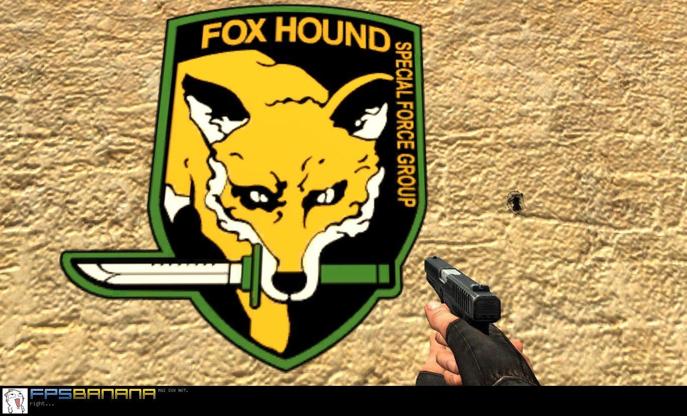 MGS Foxhound Spray HD