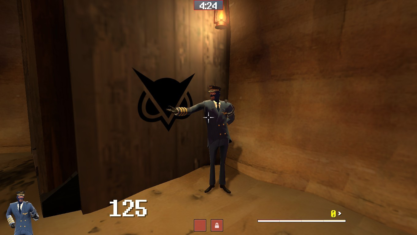 Where Can I Get A Key Made >> Vanossgaming Logo | Team Fortress 2 Sprays